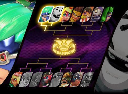 ARMS: Ninjara è il vincitore del 5° Round del torneo Party Crash Bash
