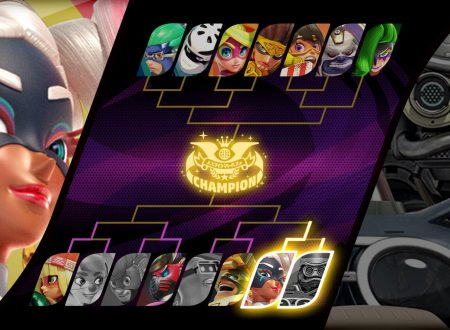ARMS: Twintelle è la vincitrice del 4° Round del torneo Party Crash Bash