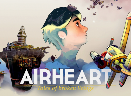 Airheart: Tales of Broken Wings, uno sguardo in video al titolo dai Nintendo Switch europei