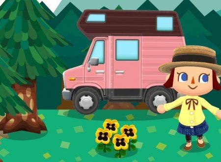 Animal Crossing: Pocket Camp, il titolo aggiornato alla versione 2.1.0 su iOS e Android