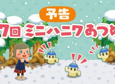 Animal Crossing: Pocket Camp, ora disponibili gli elementi del terreno, cielo con fiocchi di neve