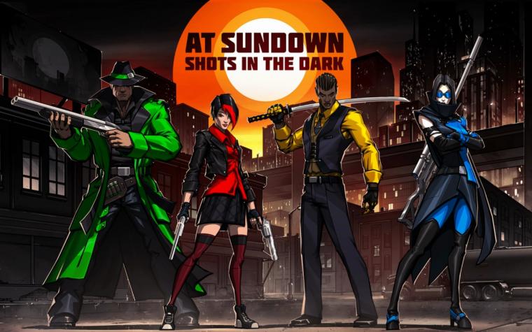 At Sundown: pubblicato il trailer di lancio del titolo su Nintendo Switch