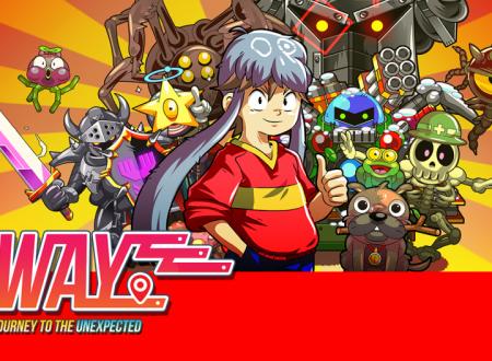 Away: Journey to the Unexpected, pubblicati 10 minuti di gameplay del titolo