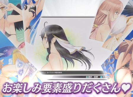 Blade Arcus Rebellion from Shining: pubblicato video commercial giapponese sul titolo