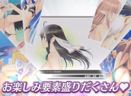 Blade Arcus Rebellion from Shining: pubblicato video commercial giapponese sul titolo