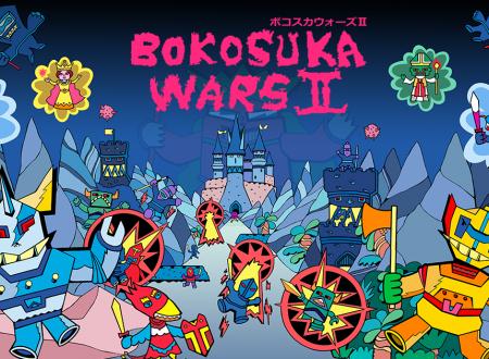 Bokosuka Wars II: il titolo è ufficialmente in arrivo su Nintendo Switch