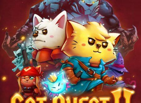 Cat Quest II: The Lupus Empire: mostrato un nuovo artwork, il titolo avrà i viaggi rapidi