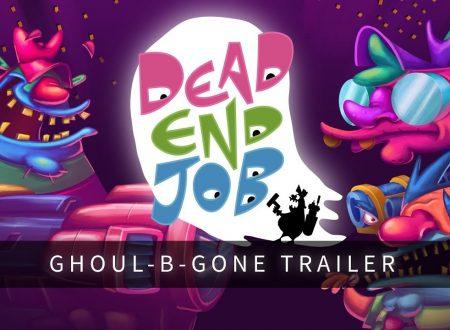 Dead End Job: il titolo è in arrivo nel Q2 2019 sull'eShop di Nintendo Switch