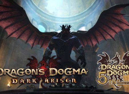 Dragon's Dogma: Dark Arisen, il titolo non richiederà l'abbonamento al Nintendo Switch Online