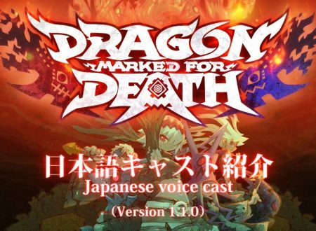 Dragon Marked for Death: pubblicato un trailer sul cast dei doppiatori nipponici