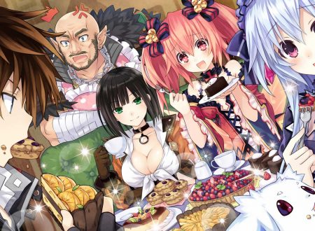 Fairy Fencer F: Advent Dark Force, i primi 36 minuti del titolo in video dai Nintendo Switch europei