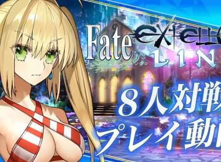 Fate/Extella Link: un nuovo video di Marvelous ci mostra ancora il multiplayer