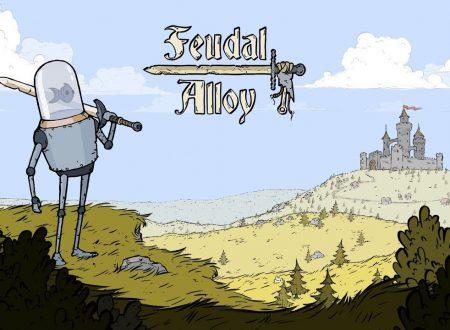 Feudal Alloy: pubblicato il trailer di lancio della versione Nintendo Switch