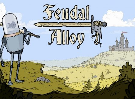 Feudal Alloy: uno sguardo in video al titolo dai Nintendo Switch europei