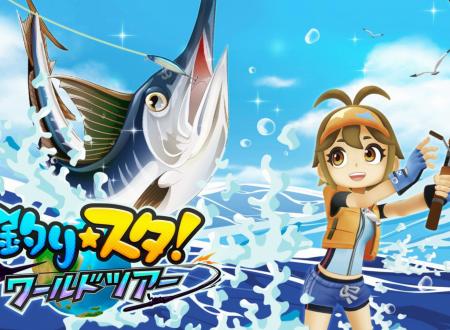 Fishing Star: World Tour, titolo in arrivo il 31 gennaio sui Nintendo Switch giapponesi