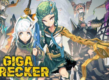 Giga Wrecker: Gamefreak registra il trademark del titolo anche in Giappone