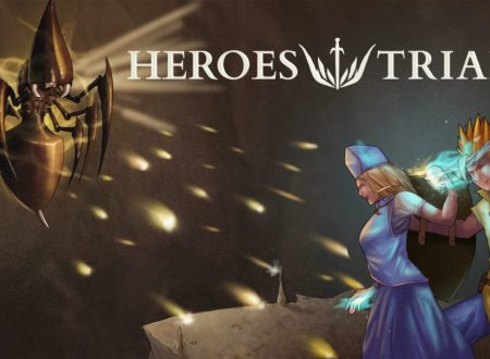 Heroes Trials: uno sguardo in video al titolo dai Nintendo Switch europei