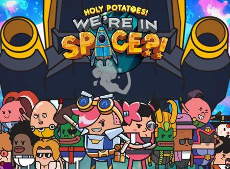 Holy Potatoes! We're In Space?! è in arrivo il 17 gennaio sull'eShop di Nintendo Switch