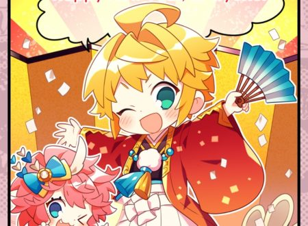 "Dragalia Lost: disponibile il numero #50 New Year, Old Jokes, della striscia a fumetti ""Dragalia Life"""