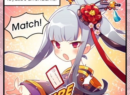 "Dragalia Lost: disponibile il numero #52 Sazanka the Playing-Card Queen, della striscia a fumetti ""Dragalia Life"""
