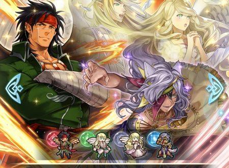 Fire Emblem Heroes: ora disponibili i nuovi eroi speciali: Sovrani dei laguz