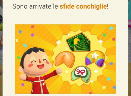 Animal Crossing: Pocket Camp: le sfide conchiglie sono ora disponibili nel titolo