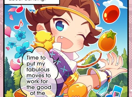 "Dragalia Lost: disponibile il numero #61 Dancing with Luther, della striscia a fumetti ""Dragalia Life"""