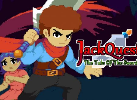 JackQuest: Tale of the Sword, uno sguardo in video al titolo dai Nintendo Switch europei