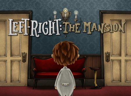 Left-Right: The Mansion, uno sguardo in video al titolo dai Nintendo Switch europei