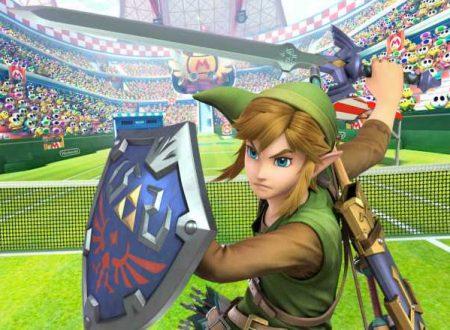 Mario Tennis Aces: Link potrebbe diventare un tennista dopo essere stato guidatore di kart?