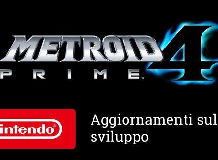 Metroid Prime 4: video aggiornamento sullo sviluppo che ricomincia da capo con i Retro Studios