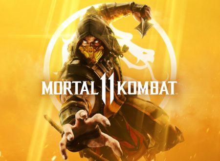 Mortal Kombat 11: il titolo aggiornato alla versione 1.04 sui Nintendo Switch europei