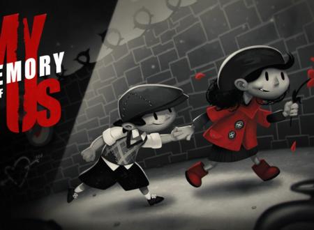 My Memory of Us: il titolo è in arrivo il 24 gennaio sull'eShop di Nintendo Switch