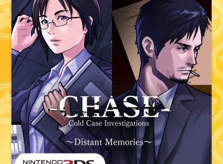 My Nintendo: nuovi sconti per Chase: Cold Case Investigations ~Distant Memories~, BIT.TRIP SAGA ed altri su Nintendo 3DS