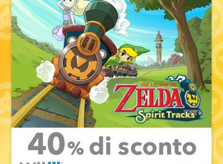 My Nintendo: nuovi temi e sconti per The Legend of Zelda: Phantom Hourglass, Mario Kart 7 e The Legend of Zelda: Spirit Tracks