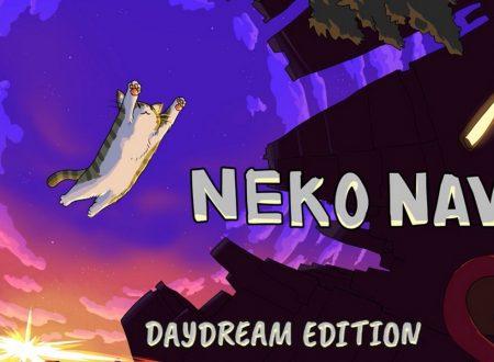 Neko Navy: Daydream Edition, uno sguardo al titolo dai Nintendo Switch europei
