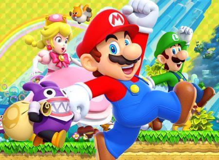 New Super Mario Bros U Deluxe: il giro delle recensioni per il porting dell'ultimo platform 2D di Mario