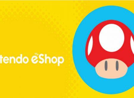 Nintendo eShop: Switch, Wii U e 3DS, le uscite settimanali del 24 gennaio 2019