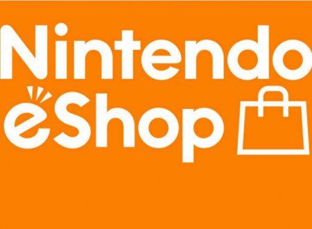 Nintendo eShop: Switch, Wii U e 3DS, le uscite settimanali del 3 gennaio 2019