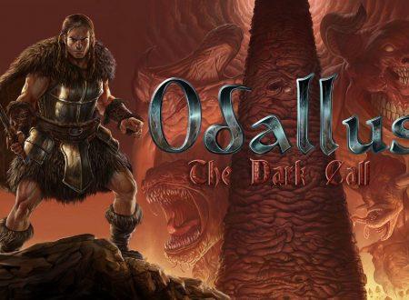 Odallus: The Dark Call, il titolo è in arrivo l'8 febbraio sull'eShop di Nintendo Switch