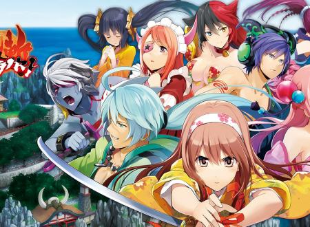 Onigiri: l'action MMORPG free-to-play è in arrivo il 31 gennaio su Nintendo Switch