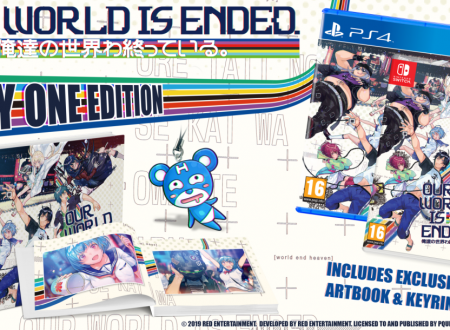 Our World is Ended: annunciata la Day 1 Edition per il titolo su Nintendo Switch