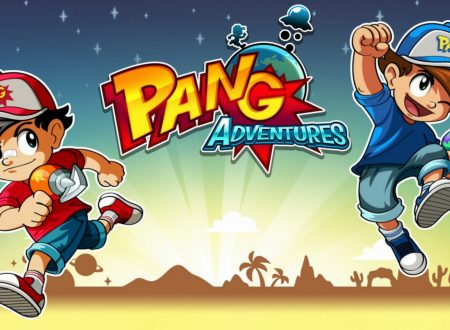 Pang Adventures: uno sguardo in video al titolo, ora disponibile sui Nintendo Switch europei