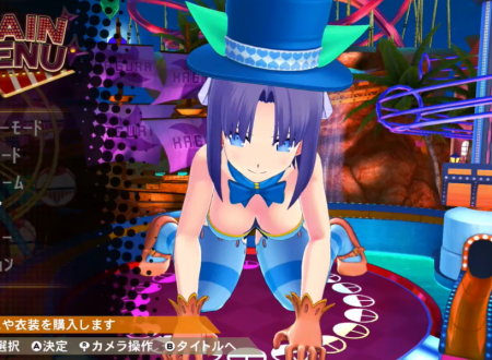 Peach Ball: Senran Kagura, uno sguardo in video al 4° DLC set con Yumi e Asuka