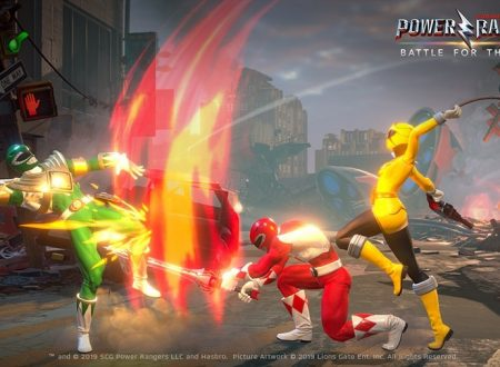 Power Rangers: Battle for the Grid, il fighting game sarà bilanciato e votato al gaming competitivo