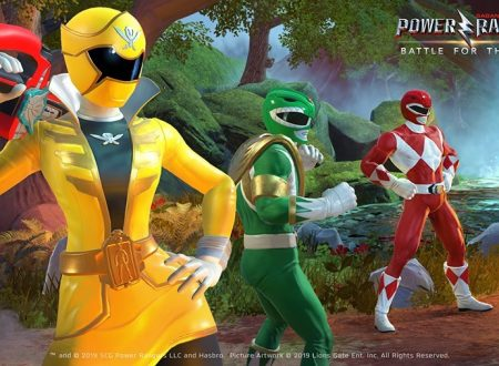 Power Rangers: Battle for the Grid, il titolo è in arrivo ad aprile anche su Nintendo Switch