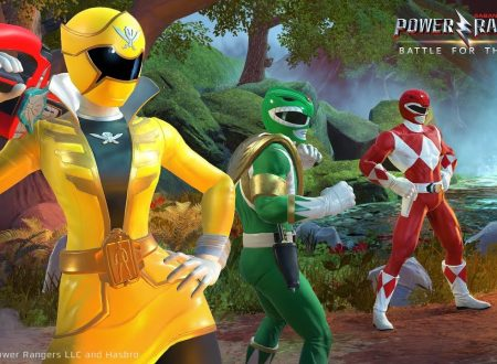 Power Rangers: Battle for the Grid, pubblicati due nuovi trailer di gameplay