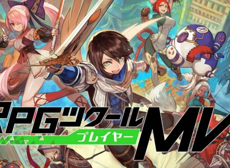 RPG Maker MV: uno sguardo al player del RPG editor su Nintendo Switch
