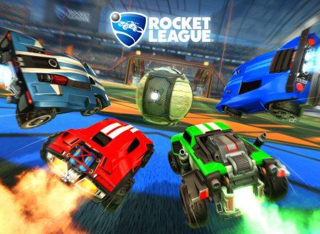 Rocket League: il cross-play è ora possibile tra utenti Nintendo Switch e PS4