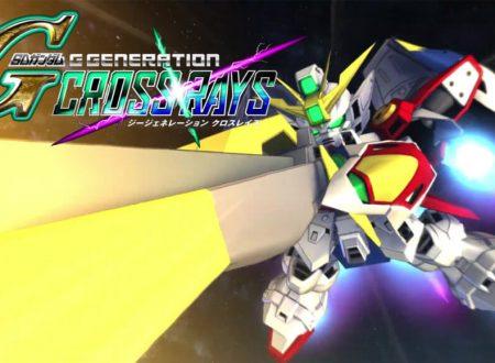 SD Gundam G Generation Cross Rays: il titolo annunciato per l'arrivo nel 2019 su Nintendo Switch